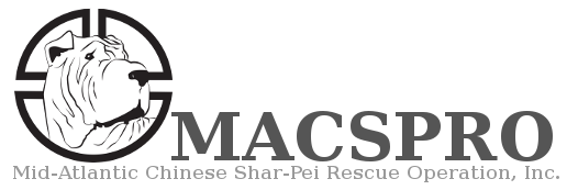 Mid-Atlantic Chinese Shar-Pei Rescue Operation Inc.